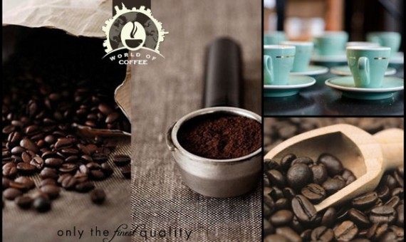 World of coffee – Only the finest quality